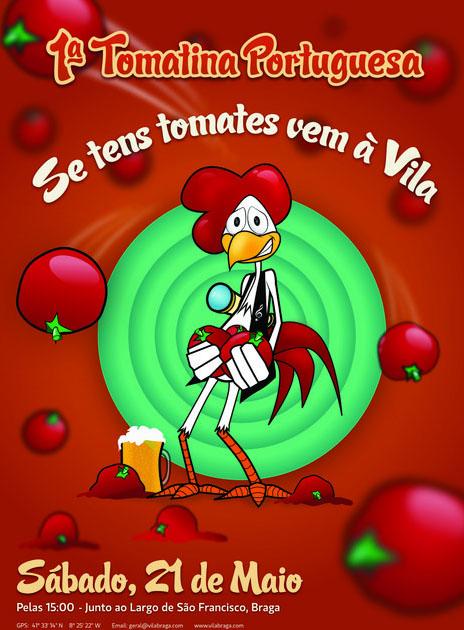 Se tens Tomates vem à Vila