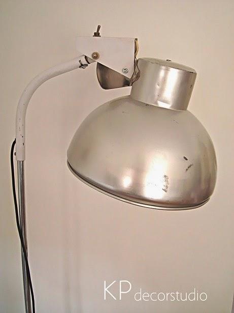 Lámparas de pie vintage