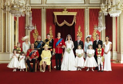 Prince William Princess Catherine Royal Wedding Pictures