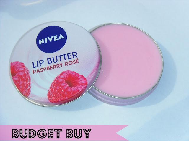 Nivea Lip Butter In Raspberry Rose