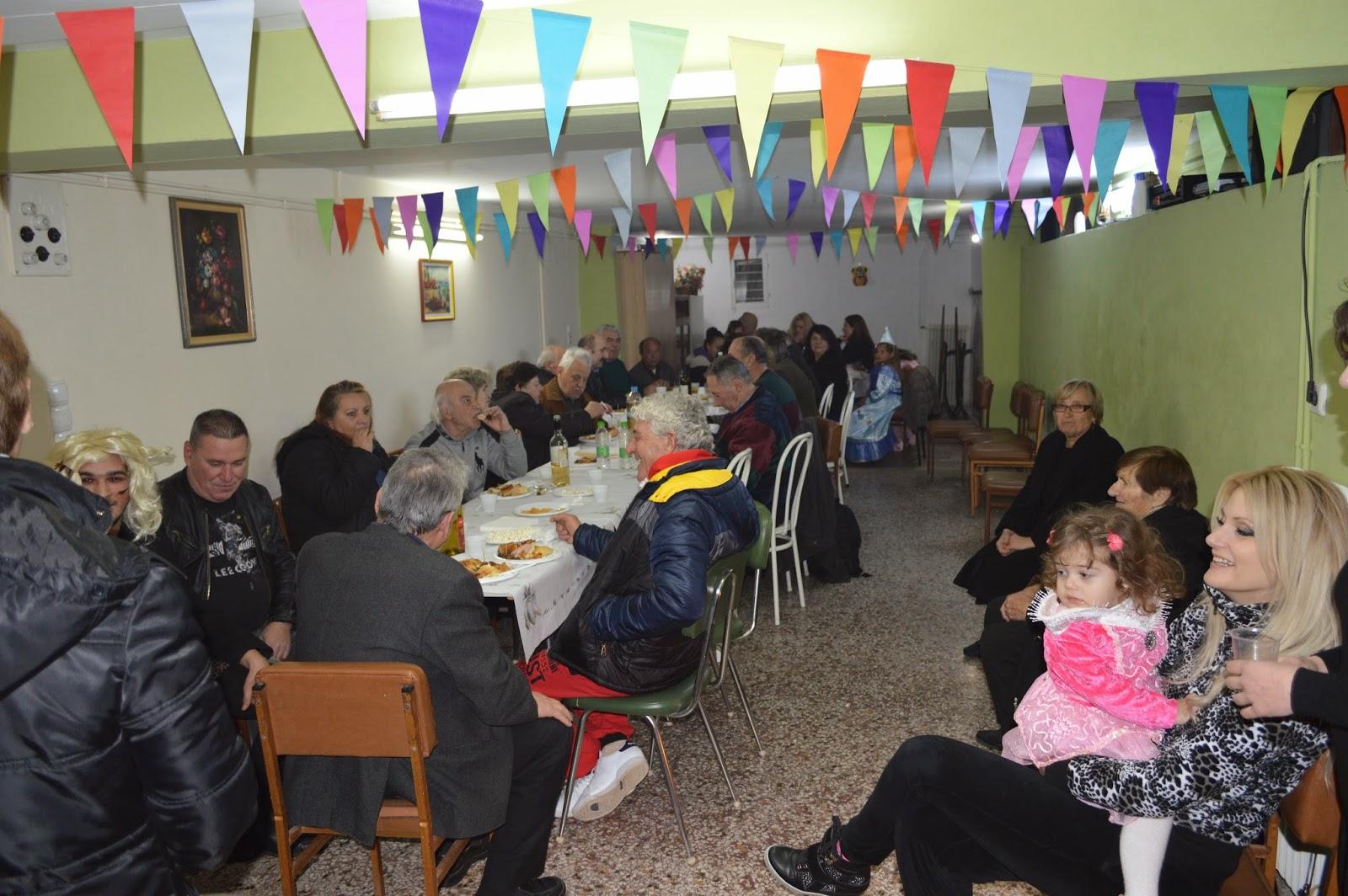 Φωτογραφίες από την αποκριάτικη εκδήλωση του συλλόγου Τσουκλιδίου