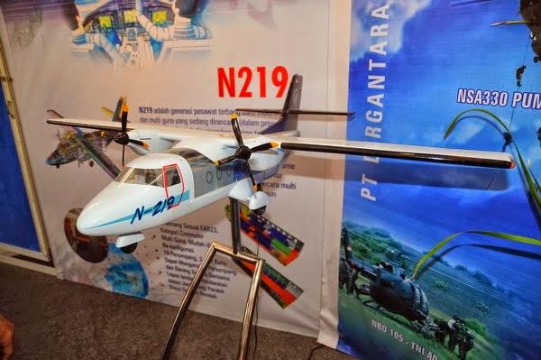Cara Pemerintah Agar Proyek Pesawat N219 Tak Bernasib Seperti N250