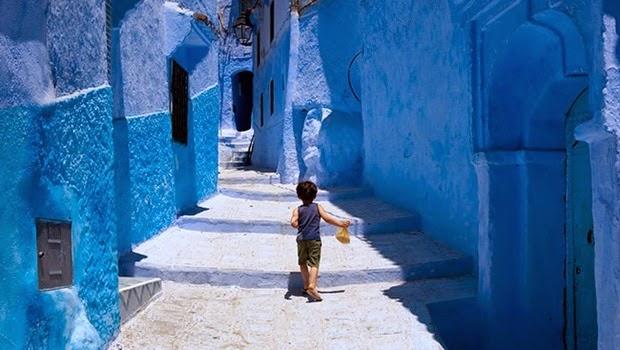 Pernah Dengar Kota Serba Biru? Kunjungi saja ke Chefchaouen di Morocco