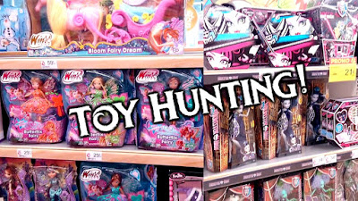 toy hunting in france winx club monster high ever after high espa ol winx club all. Black Bedroom Furniture Sets. Home Design Ideas