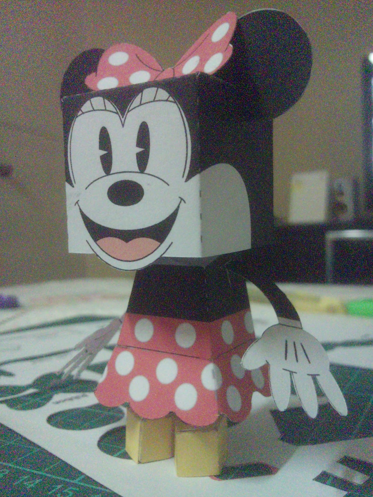 Boxes header workshop mickey and minnie mouse - Minni et mickey ...