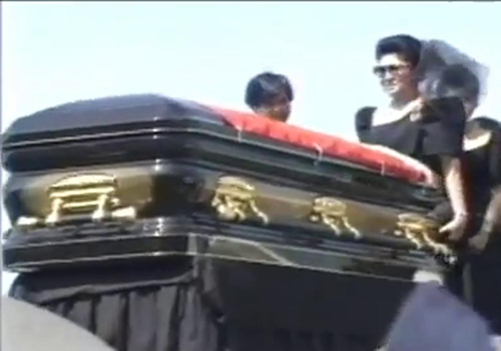 Ferdinand Marcos Body
