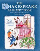 The Shakespeare Alphabet Book
