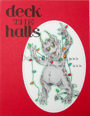 Deck the Halls - photo by Deborah Frings - Deborah's Gems