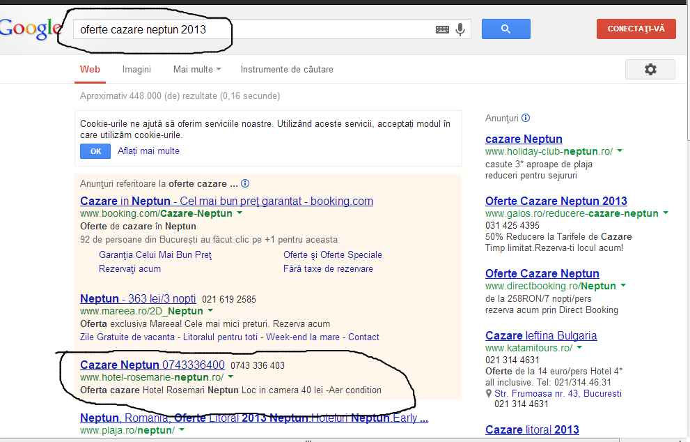 promovare - site - web - Google - Adwords