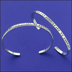 Toby & Max Bracelet - one cat leads to another