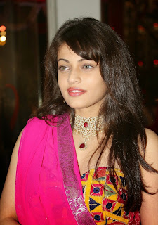 Actress Sneha Ullal Latest Pictures at TSR Grandson Rajiv Marriage Function  5.JPG