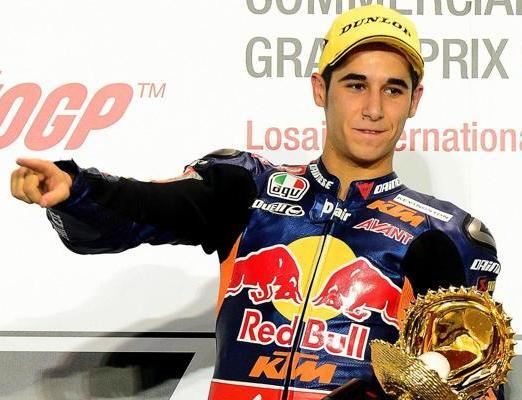 03.05.2016 - Dramma in Moto2, morto il pilota spagnolo Salom