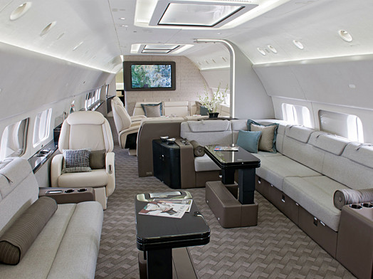 Passion For Luxury Boeing Business Jet For Sale