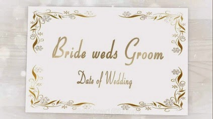 Wedding Invitation Sample 11 Make Ur Moments