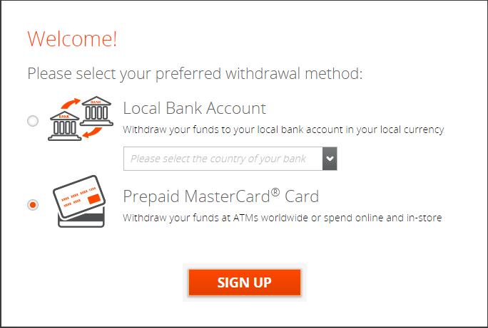 Cara Daftar Mastercard Gratis dengan Bonus $25