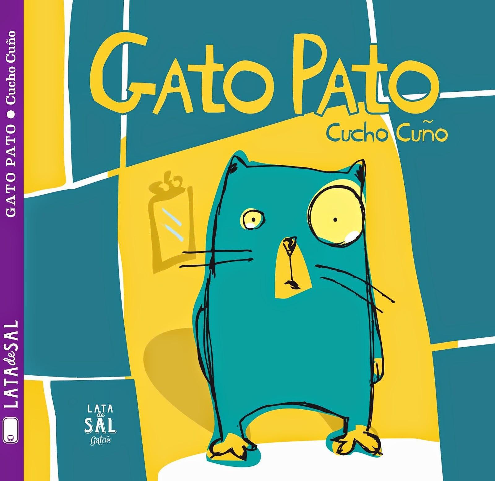 GATO PATO - Lata de Sal