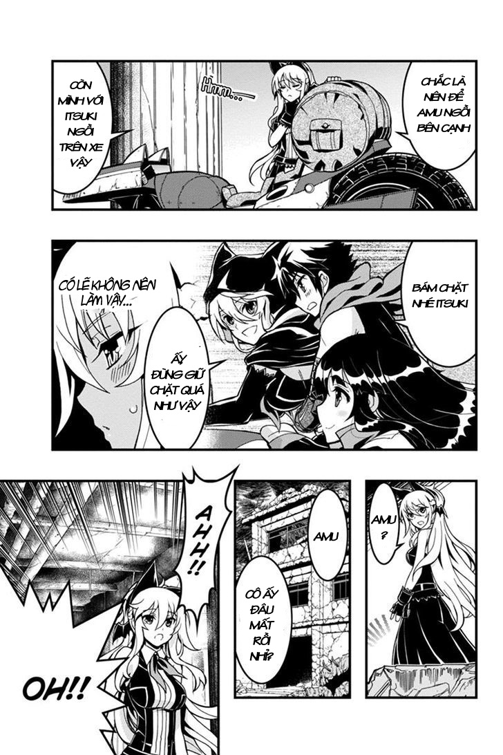 Aka Akatoretachi no Monogatari chap 51 Trang 14 - Mangak.info