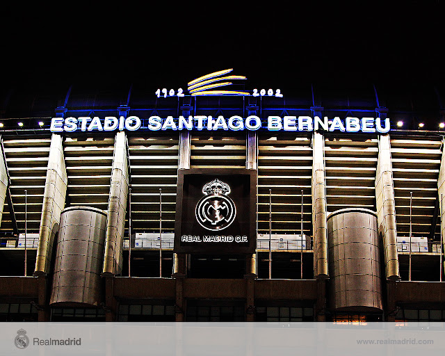 WALLPAPERS DEL ESTADIO SANTIAGO BERNAB  U