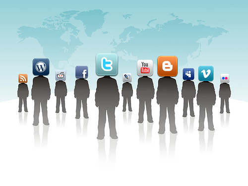 social media anonymity graphic
