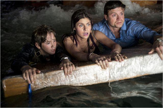 Alexandra Daddario, Art Parkinson, Hugo Johnstone-Burt