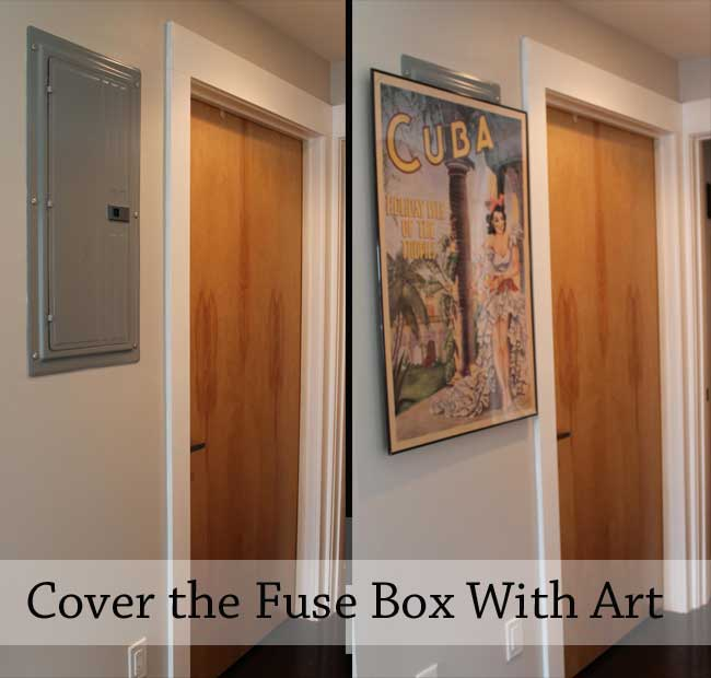 House Fuse Box Cover Ideas : Decorate fuse box get free image about wiring