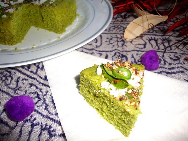 photo of Green Dhokla / Khaman Dhokla Recipe)