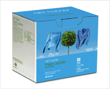 fresh laundry concentrate shaklee