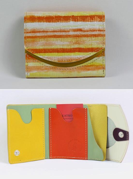 小さい財布エクレレ