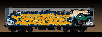 Graffiti studio 2 0 lrpd dispatch
