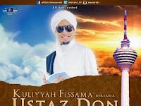Kuliyyah Fissama' With Ustaz Don @ Menara Kuala Lumpur 2014