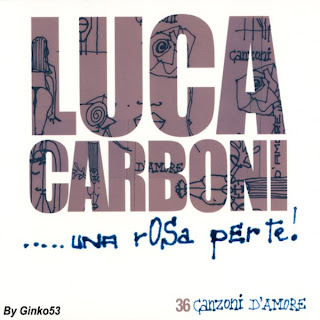 Cover Album of Luca Carboni – Una Rosa Per Te  (3 Cd Box)