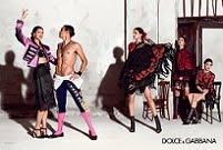 DOLCE&GABBANA SS2015 Men Ad Campaign