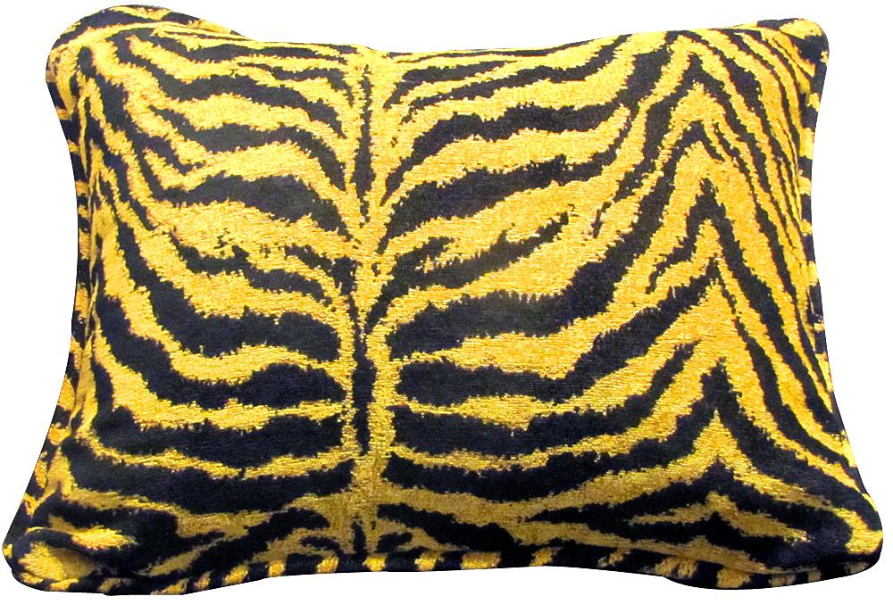 Animal Decorative Pillows : Animal Print Throw Pillows Drea Custom Designs