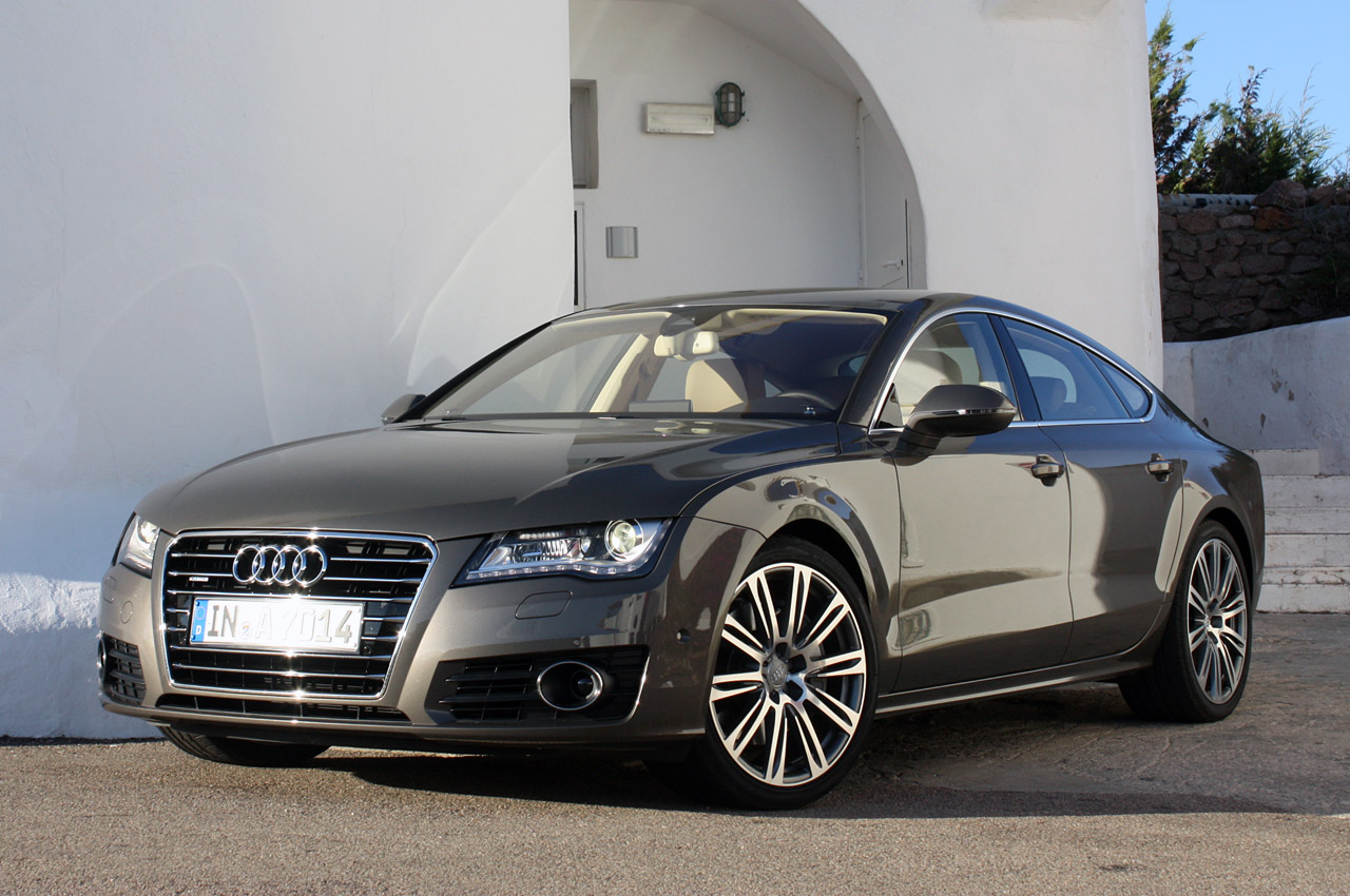 best autos models audi 2012 a 7. Black Bedroom Furniture Sets. Home Design Ideas