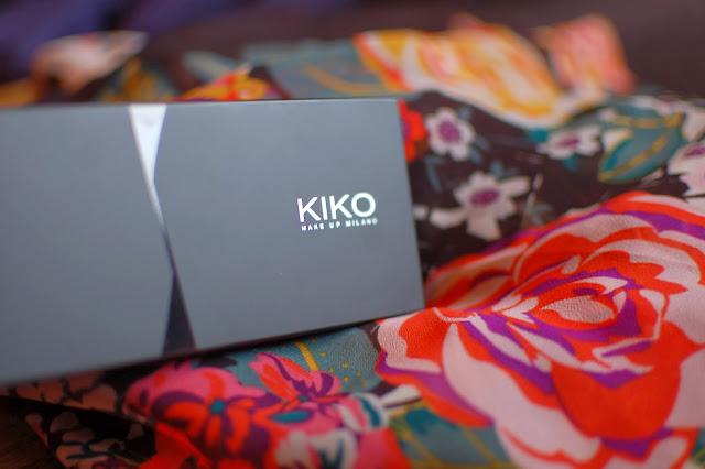 Fards à paupières repositionnables Kiko : Palette Eyes Clics 03 noire