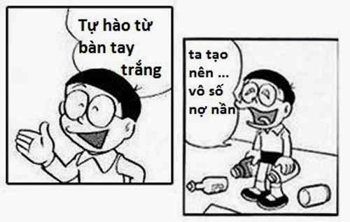 Thơ chế vui, bá đạo của Nobita - hình 5