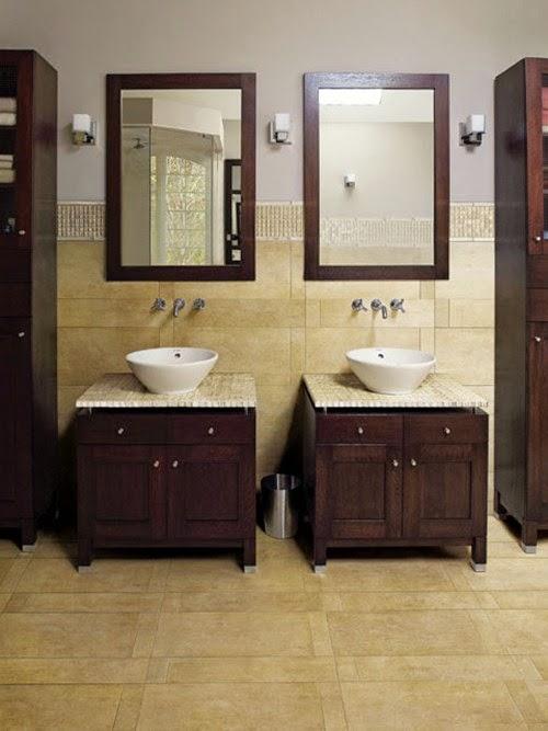 Motif Keramik Cantik Untuk Kamar Mandi Minimalis