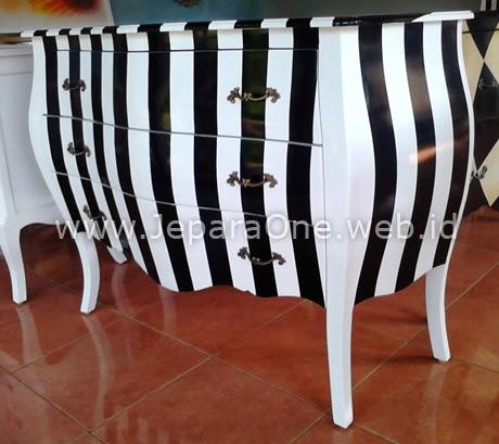 Zebra Filling Cabinet JeparaOne
