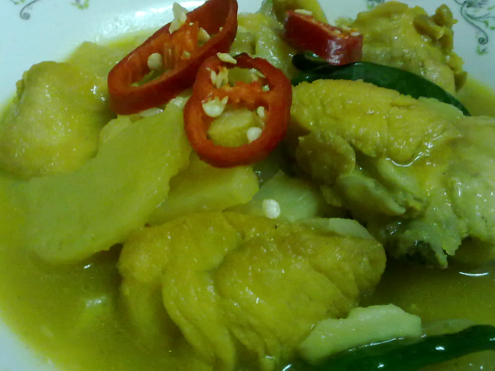 Image Result For Resepi Ayam Masak Asam Pedas Tempoyak