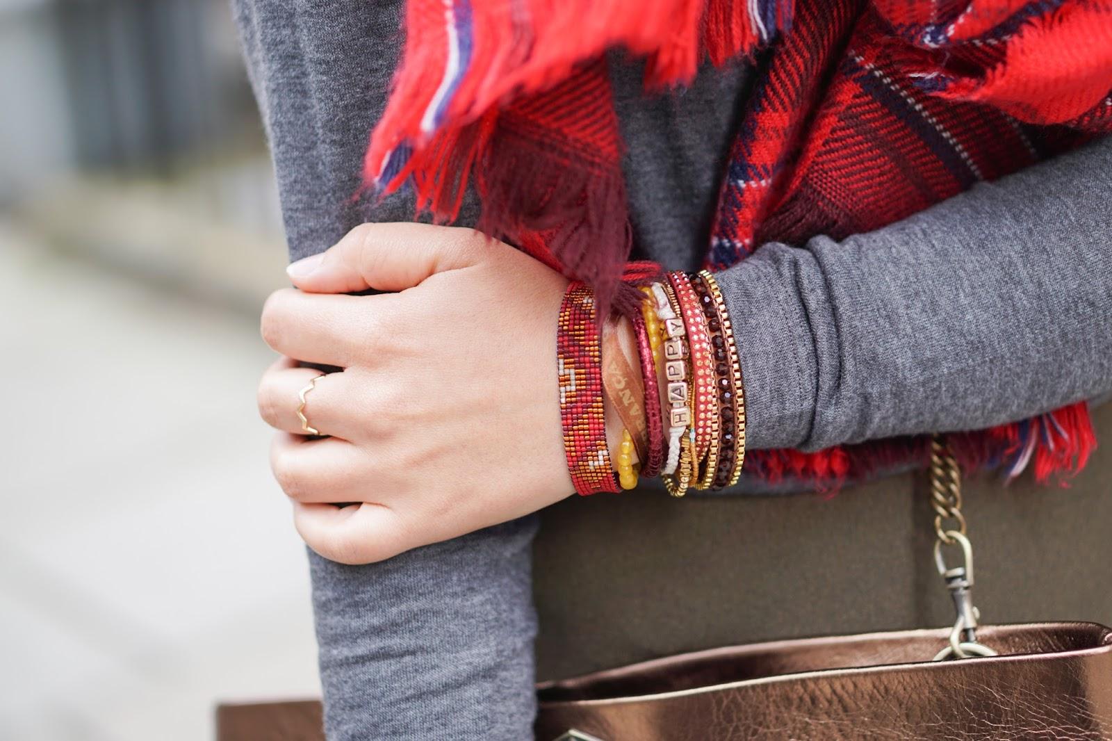 Hipanema bracelet personnalisé
