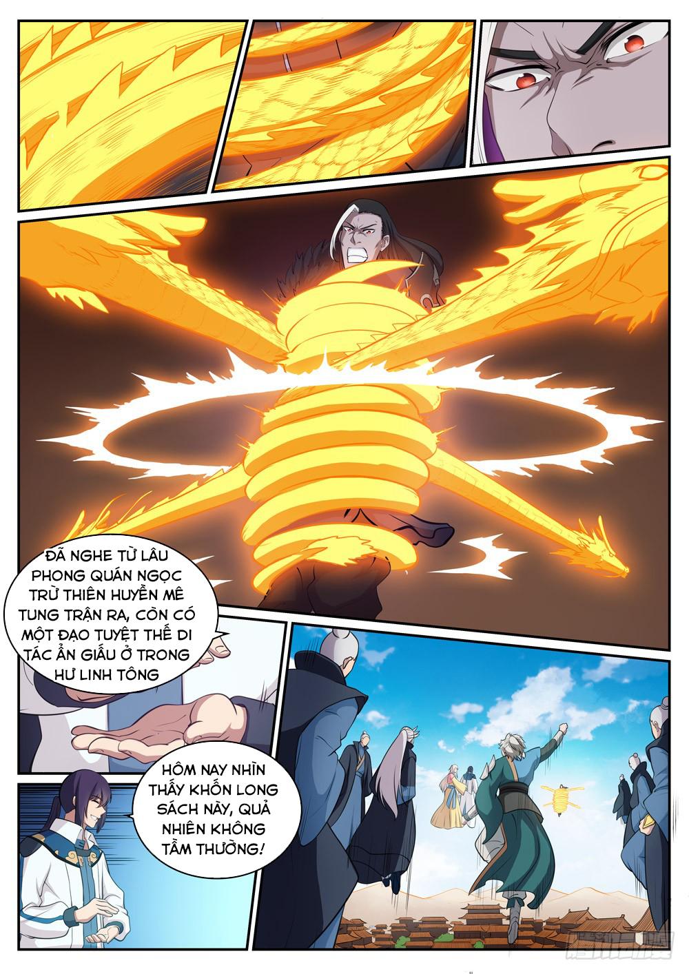Bách Luyện Thành Thần Chapter 311 - Hamtruyen.vn
