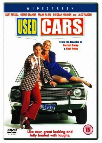 Ver Frenos rotos, coches locos (Used Cars) (1980) Online