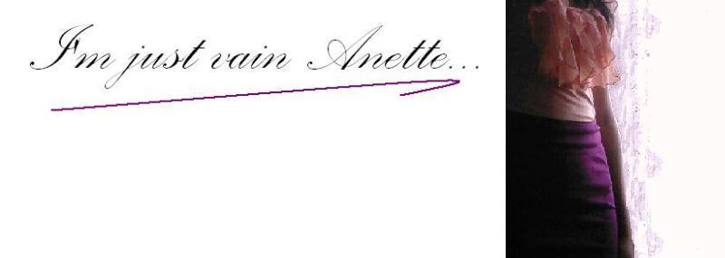 Vain Anette