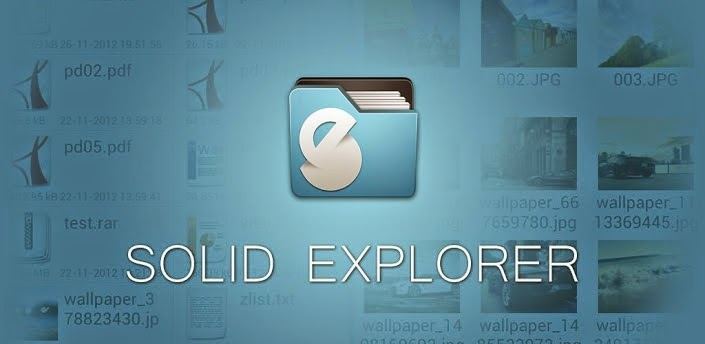 Solid Explorer Unlocker v1.6.1 APK Patched