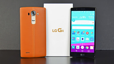 Review Smartphone LG G4 Specifications and Feature