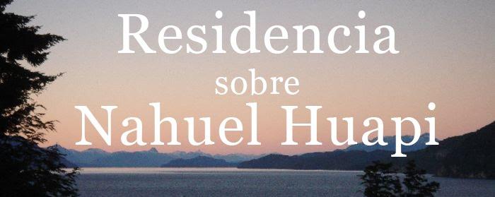 Residencia sobre Nahuel Huapi