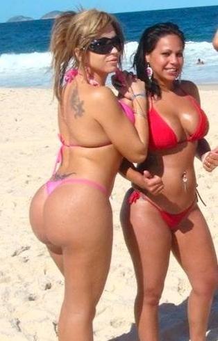 Amateur booty gals
