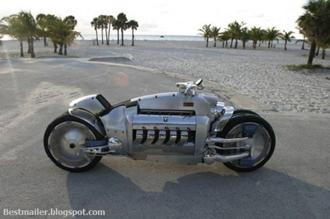 Worlds fastest bike - The Tomahawk.2
