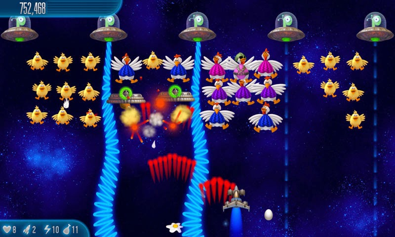Download Chicken Invaders 5: Cluck of the Dark Side