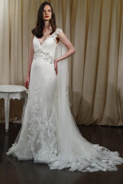 Grandiosos vestidos de novias | Colección Badgley Mischka